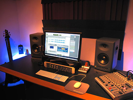 AVPRO STUDIOS: Audio Recording, Mastering & Editing Services
